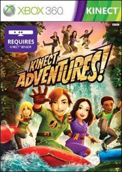 Kinect Adventures! (Xbox 360) by Microsoft Box Art
