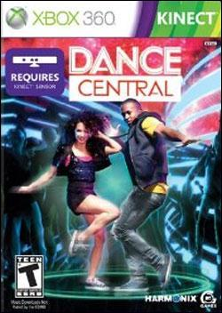 Dance Central (Xbox 360) by Microsoft Box Art