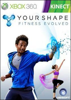 Your Shape: Fitness Evolved (Xbox 360) by Ubi Soft Entertainment Box Art