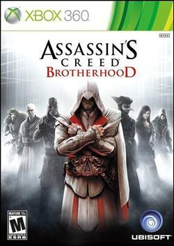 Assassin's Creed: Brotherhood (Xbox 360) by Ubi Soft Entertainment Box Art