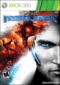 Mindjack  (Xbox 360) by Square Enix Box Art
