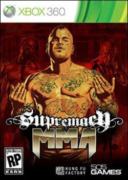 Supremacy MMA  (Xbox 360) by 505 Games Box Art