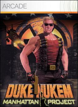 Duke Nukem Manhattan Project  (Xbox 360 Arcade) by Microsoft Box Art