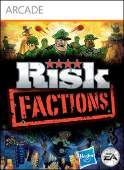 Risk: Factions (Xbox 360 Arcade) by Microsoft Box Art