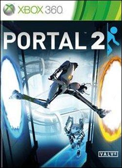 Portal 2 (Xbox 360) by Electronic Arts Box Art