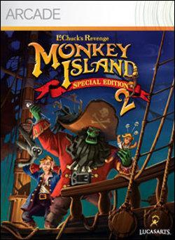Monkey Island 2 Special Edition: LeChuck's Revenge (Xbox 360 Arcade) by LucasArts Box Art