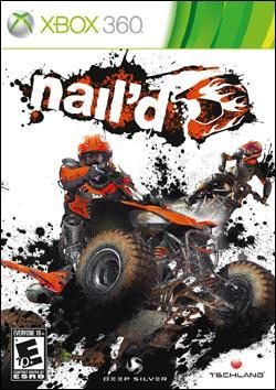 Nail'd (Xbox 360) by Deep Silver Box Art