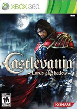 Castlevania:  Lords of Shadow (Xbox 360) by Konami Box Art
