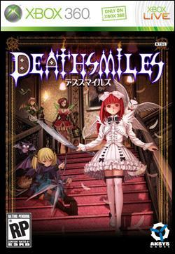 Deathsmiles (Xbox 360) by Aksys Games Box Art
