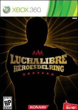 Lucha Libre AAA Heroes of the Ring (Xbox 360) by Konami Box Art