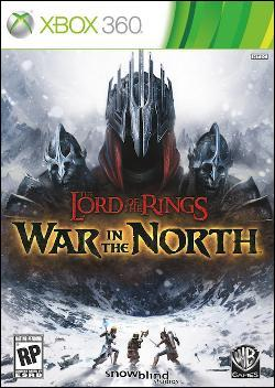 Lord of the Rings: War In The North (Xbox 360) by Warner Bros. Interactive Box Art