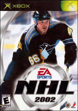 NHL 2002 (Xbox) by Electronic Arts Box Art