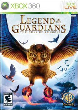 Legend of the Guardians: The Owls of Ga'Hoole (Xbox 360) by Warner Bros. Interactive Box Art