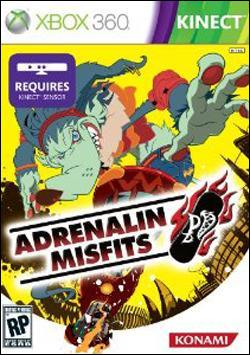 Adrenalin Misfits (Xbox 360) by Konami Box Art