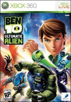 Ben 10: Ultimate Alien (Xbox 360) by D3 Publisher Box Art