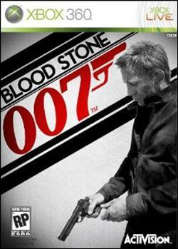 James Bond 007: Blood Stone (Xbox 360) by Activision Box Art