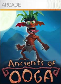 Ancients of Ooga (Xbox 360 Arcade) by Microsoft Box Art