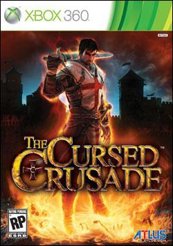 The Cursed Crusade (Xbox 360) by Atlus USA Box Art