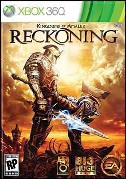 Kingdoms of Amalur: Reckoning (Xbox 360) by Electronic Arts Box Art
