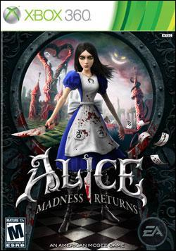 Alice: Madness Returns (Xbox 360) by Electronic Arts Box Art