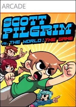 Scott Pilgrim vs. the World: The Game (Xbox 360 Arcade) by Ubi Soft Entertainment Box Art
