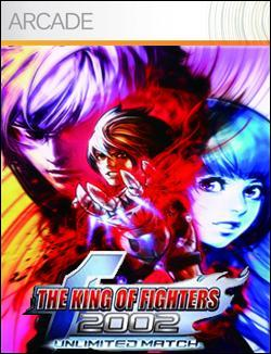 King of Fighters 2002: Unlimited Match (Xbox 360 Arcade) by SNK NeoGeo Corp. Box Art