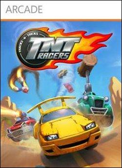 TNT Racers (Xbox 360 Arcade) by Microsoft Box Art