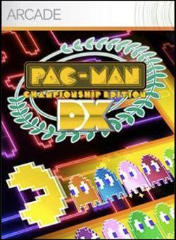 Pac-Man Championship Edition DX (Xbox 360 Arcade) by Namco Bandai Box Art