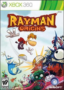 Rayman Origins (Xbox 360) by Ubi Soft Entertainment Box Art