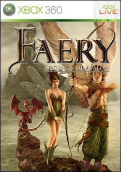 Faery: Legends of Avalon (Xbox 360 Arcade) by Microsoft Box Art