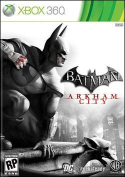 Batman: Arkham City (Xbox 360) by Warner Bros. Interactive Box Art