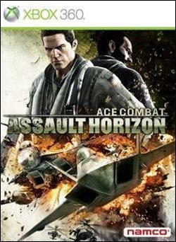 Ace Combat: Assault Horizon (Xbox 360) by Namco Bandai Box Art