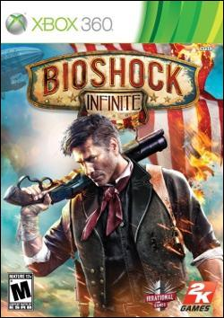 Bioshock Infinite (Xbox 360) by 2K Games Box Art