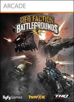 Red Faction: Battlegrounds (Xbox 360 Arcade) by THQ Box Art