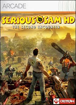 Serious Sam HD: The Second Encounter (Xbox 360 Arcade) by Majesco Box Art