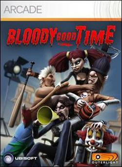 Bloody Good Time (Xbox 360 Arcade) by Ubi Soft Entertainment Box Art