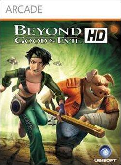 Beyond Good and Evil HD (Xbox 360 Arcade) by Ubi Soft Entertainment Box Art