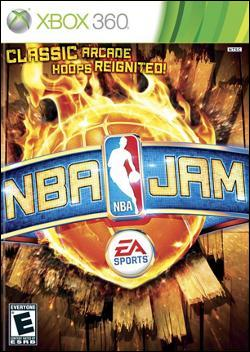 NBA Jam (Xbox 360) by Electronic Arts Box Art