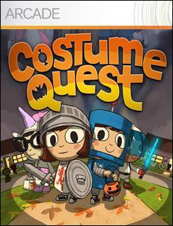 Costume Quest (Xbox 360 Arcade) by Microsoft Box Art