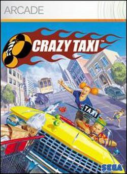 Crazy Taxi (Xbox 360 Arcade) by Sega Box Art
