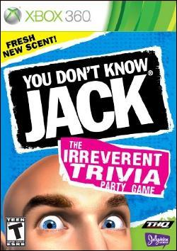 You Don't Know Jack (Xbox 360) by THQ Box Art