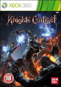 Knights Contract (Xbox 360) by Namco Bandai Box Art