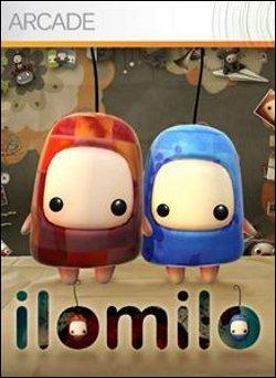 Ilomilo (Xbox 360 Arcade) by Microsoft Box Art