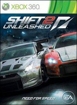 Shift 2 Unleashed (Xbox 360) by Electronic Arts Box Art