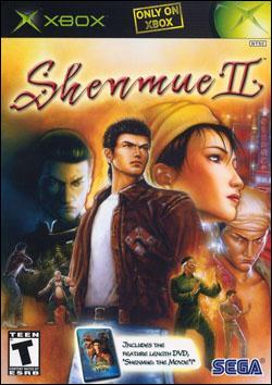 Shenmue 2 (Xbox) by Microsoft Box Art