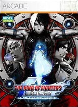 The King of Fighters 2002: Unlimited Match (Xbox 360 Arcade) by Microsoft Box Art