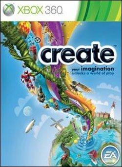 Create (Xbox 360) by Microsoft Box Art