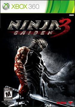 Ninja Gaiden 3 (Xbox 360) by Tecmo Inc. Box Art
