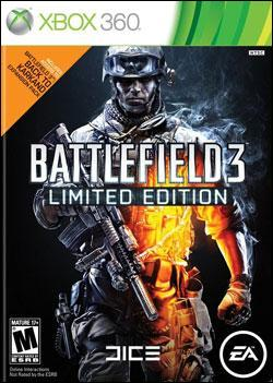 Battlefield 3 (Xbox 360) by Electronic Arts Box Art
