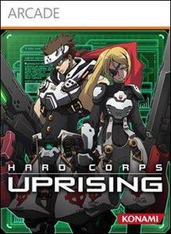 Hard Corps: Uprising (Xbox 360 Arcade) by Microsoft Box Art